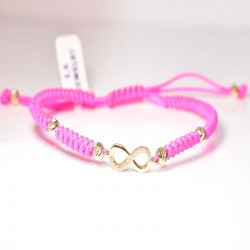 INFINITY IN PINK
