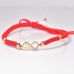 INFINITY IN RED