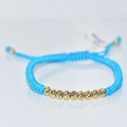 GOLD & BLUE